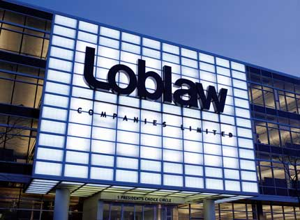 Loblaw Companies Limited Makes Major Contribution to Our Community Cares